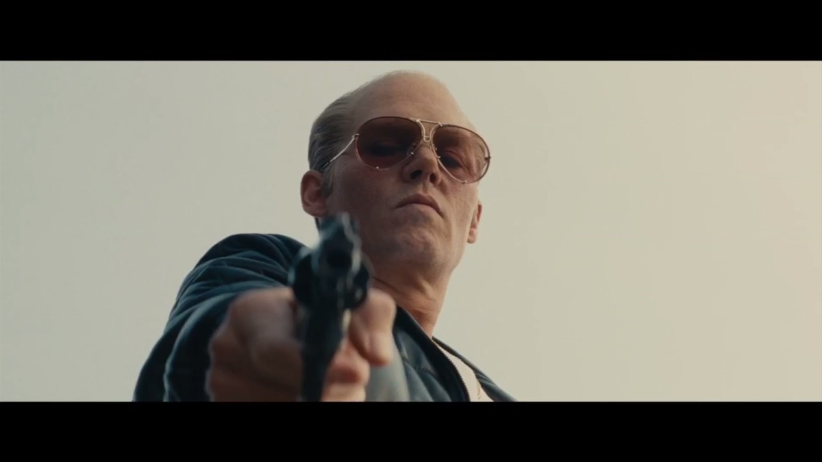 Kijk nu de trailer van Johnny Depp's Black Mass