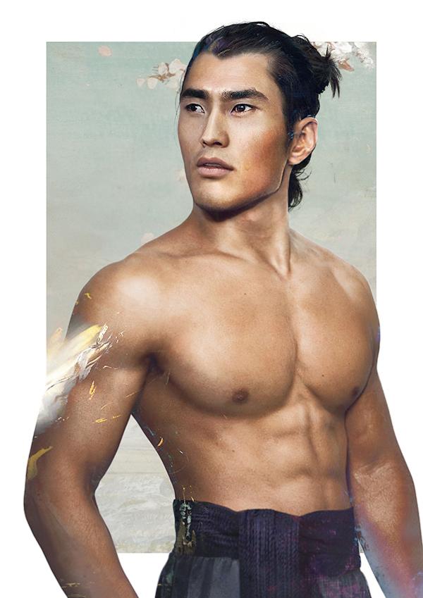 Captain Li Shang – Mulan