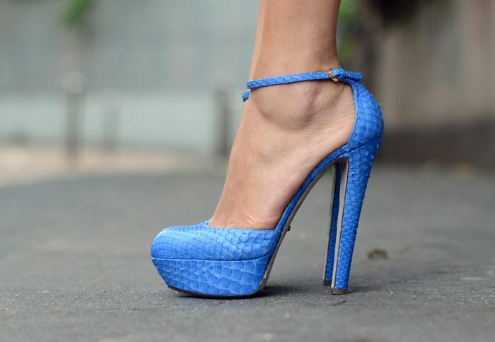 Platform-schoenen