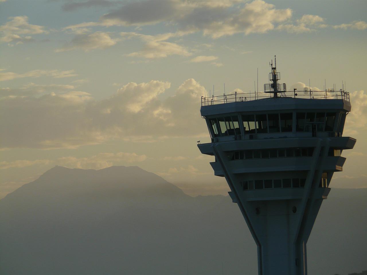 Luchtverkeersleider