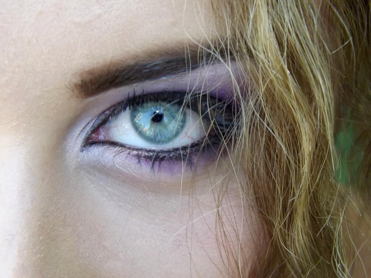 Dit hebben alle mensen met blauwe ogen gemeen