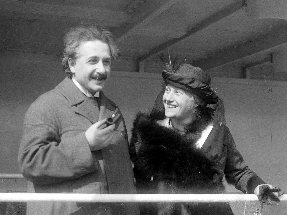 Albert_Einstein_Elsa