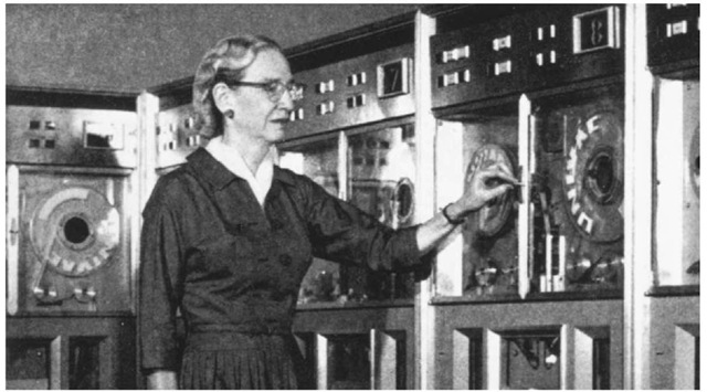 Dr. Grace Murray Hopper