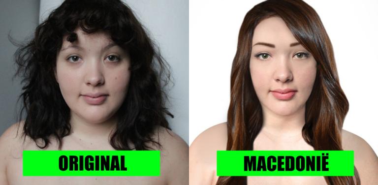 Ik vroeg 17 Photoshop experts van over de hele werled om me mooi te maken – dit gebeurde er