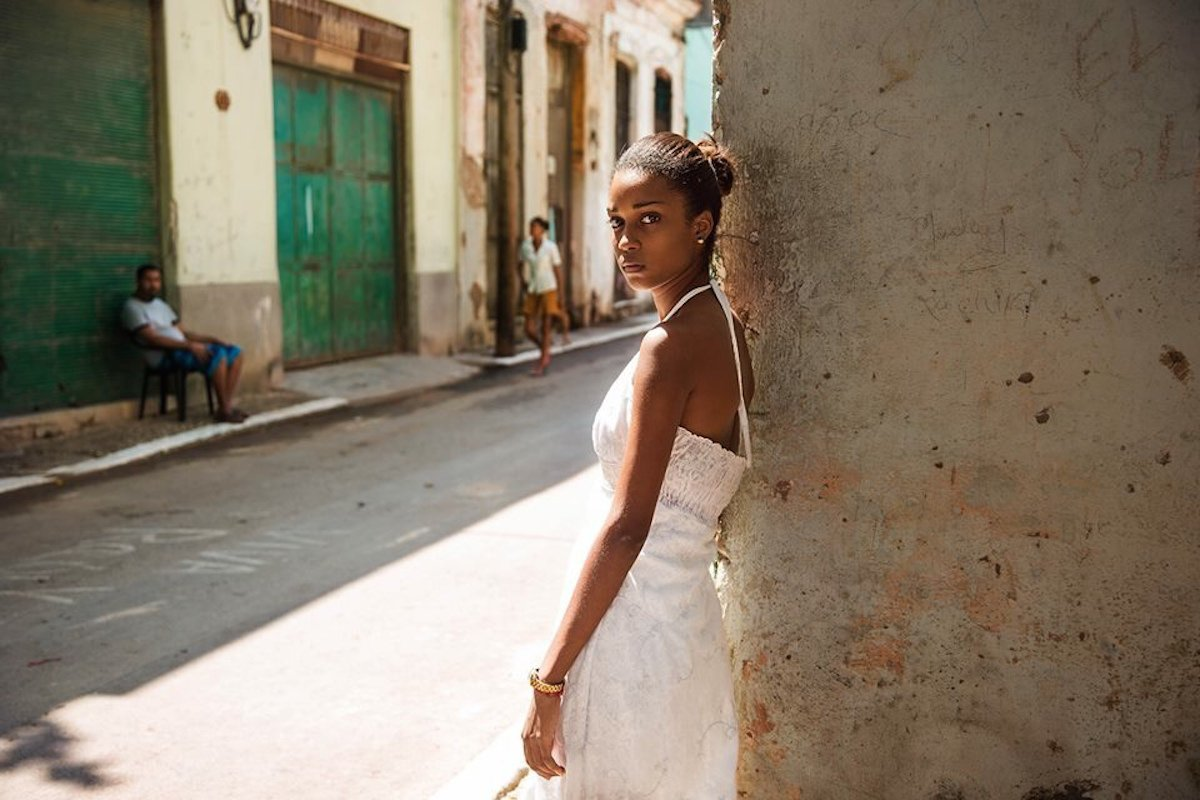 mooie cubaanse vrouwen