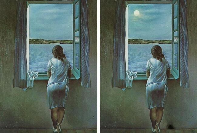 Alleen genieën kunnen de verschillen vinden in deze 9 afbeeldingen
